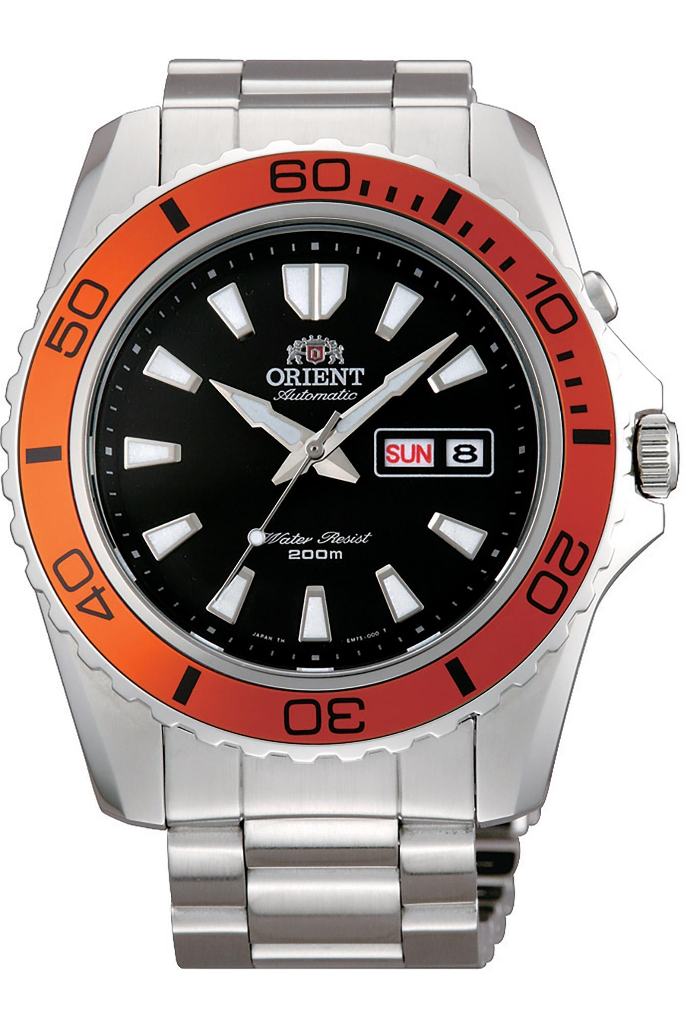 93c5e48c4e5b53 Orologio OrientSports FEM75004B9 - Aion Time